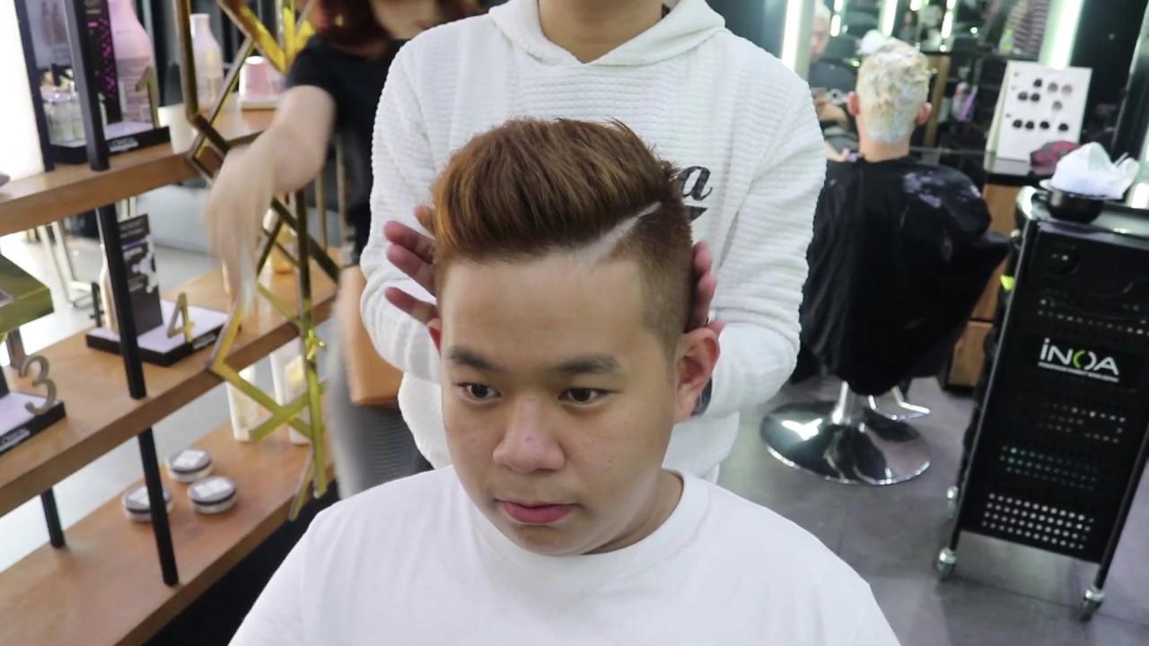 Potongan Rambut Pria Undercut 2019