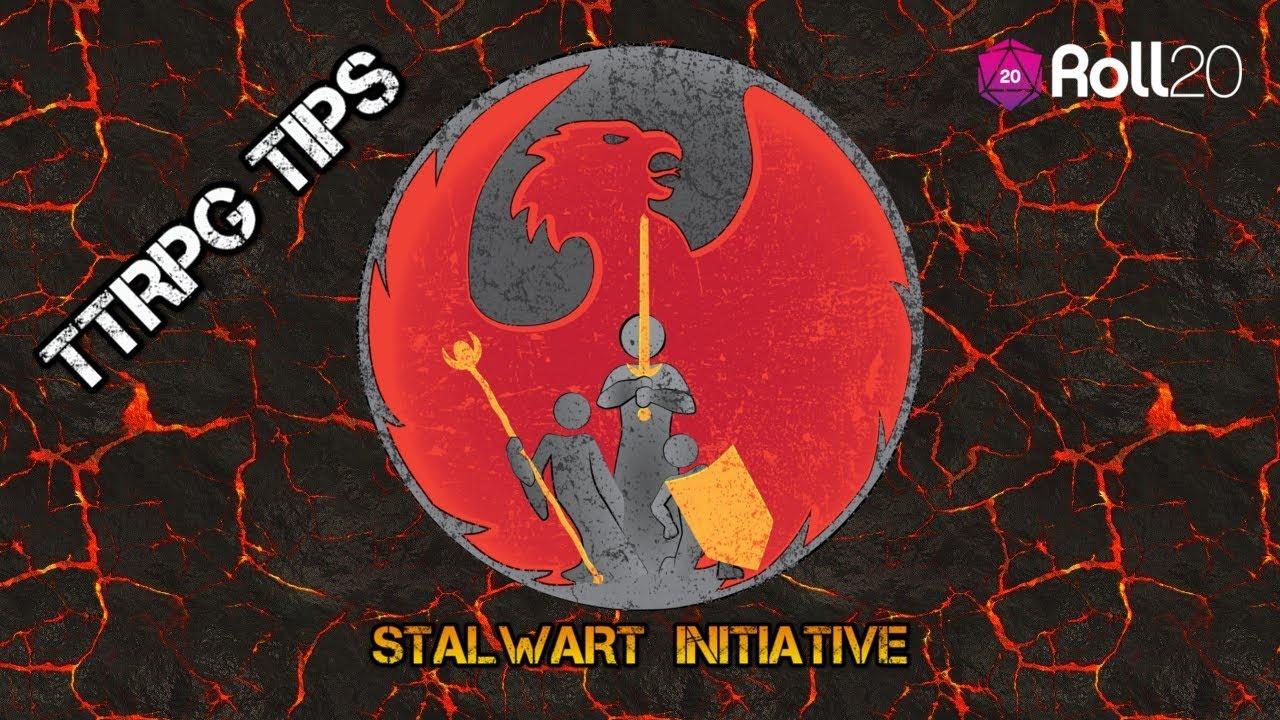 TTRPG Tips: GIFs in Roll20