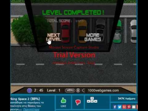 Gaming video #1 παιχνιδι παρκαρισματος (λιγο μικρο)