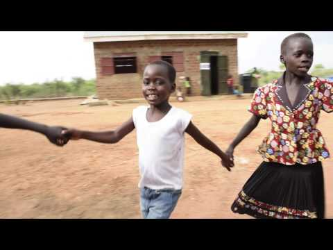 Child-Friendly Spaces in South Sudan - Plan International on YouTube