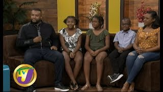 TVJ Smile Jamaica: The Anderson's Travels the World to Trace Family Heritage - November 21 2019