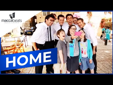 The Maccabeats - Home (Medley) - Israel