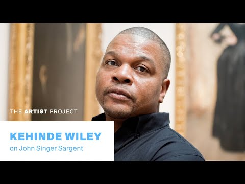 The Artist Project: Kehinde Wiley