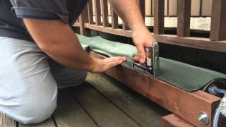 How To Stop Mosquitoes In The Rain Gutter Grow System Garden