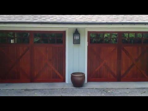 Henry Allen Garage Doors New York Youtube