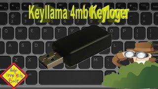 Keyllama 4MB USB Value Keylogger