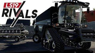 LS19 RIVALS #015 - BEEINFLUSSUNG! Miese Nummer von Freasy | Farming Simulator 19 neu