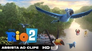 "Rio 2 | ""What is love"" de Janelle Monáe Legendado 