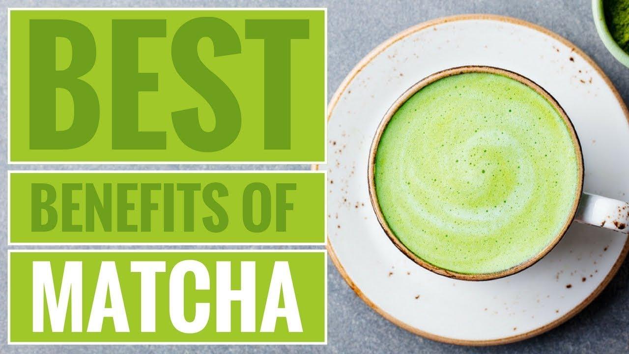 4 Evidence-Based Benefits of Matcha Tea