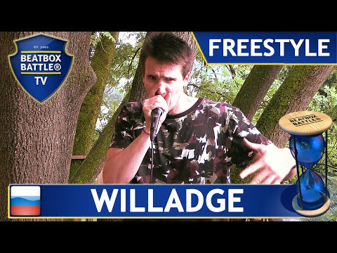 Willadge from Russia - Freestyle - Beatbox Battle TV