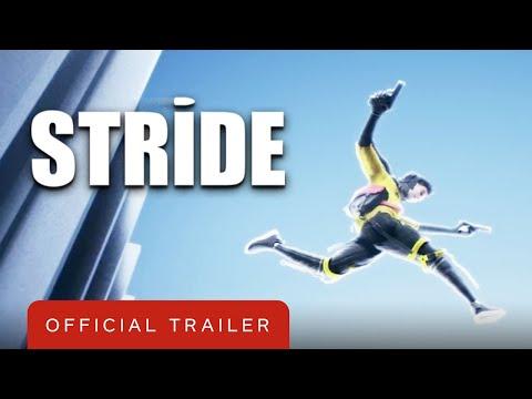 Stride - Official Announcement Trailer
