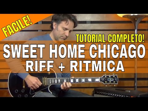 You might not be familiar with the name magic sam but the chances are you've heard this song before. Sweet Home Chicago Guitar Lesson Youtube