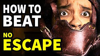 "How To Beat EVERY TRAP In ""No Escape"""