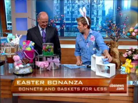 Frugal Easter Decorations