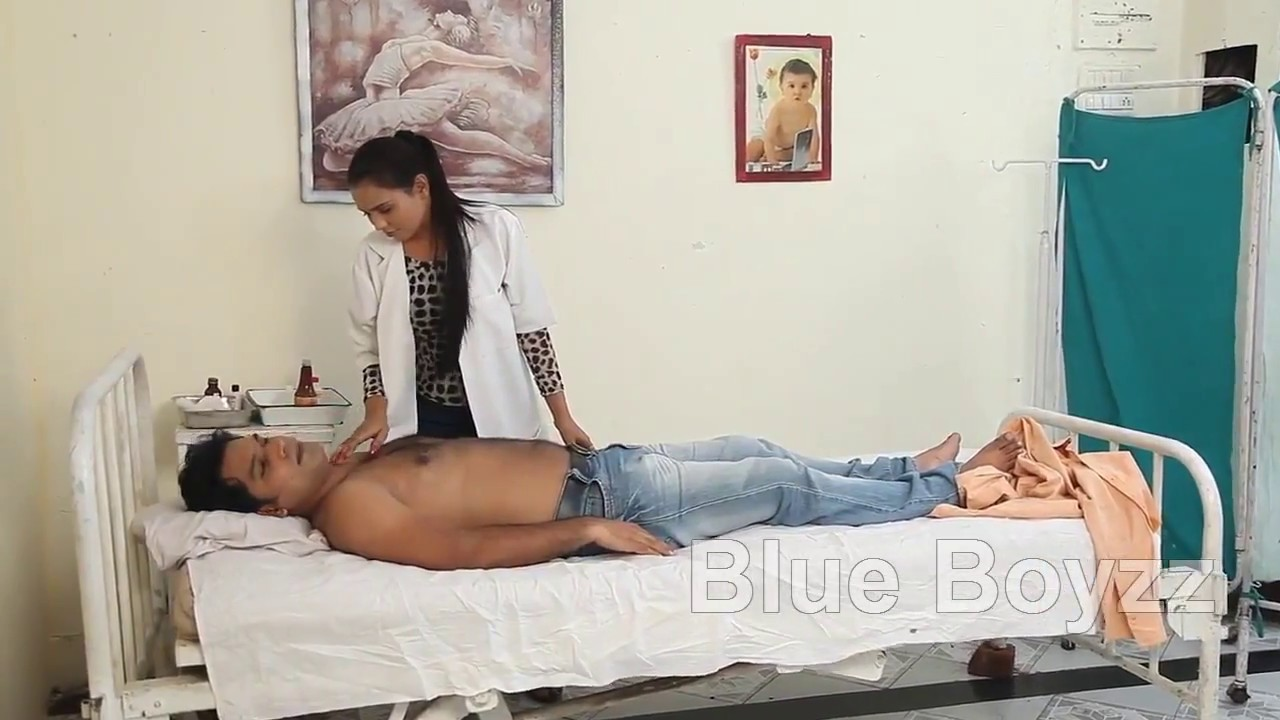 Sexy Nurse  Sex Training  Hot Video  Hindi - Youtube-8033