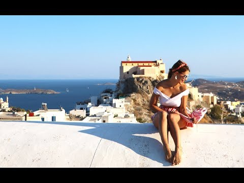 DISCOVER SYROS - The Secret Greek Island