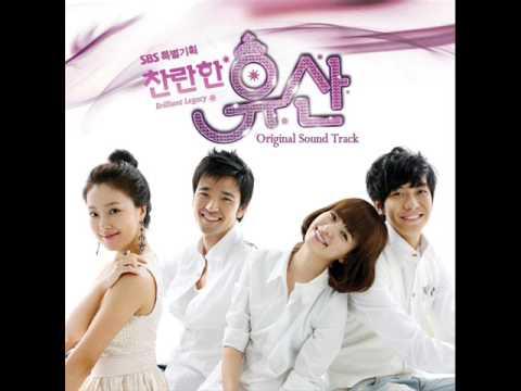 [mp3] Lee Soo - 01 Nae Gaseumeh Saneun Saram (Shining Inheritance OST)