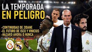 GALATASARAY 0-1 REAL MADRID | LA PRIMER FINAL PARA ZIDANE *TODO EN JUEGO*