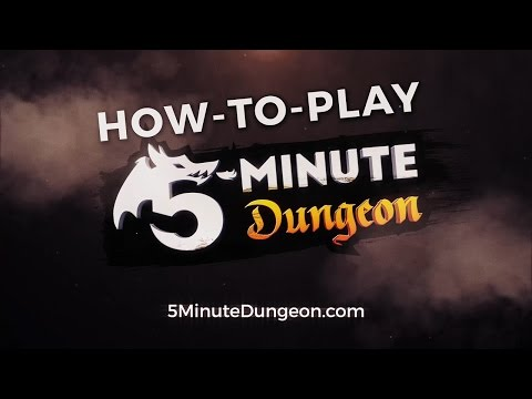 5-Minute Dungeon - How to Play
