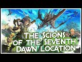 The Scions of the Seventh Dawn location|| Final fantasy xiv