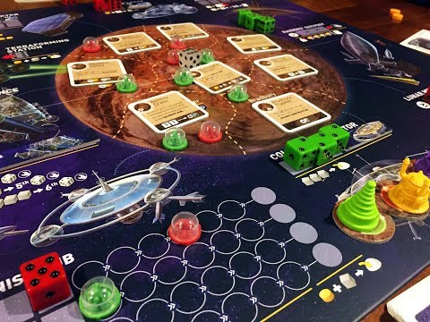 DGA Plays: Alien Frontiers (Ep. 225 - Gameplay / Let's Play)