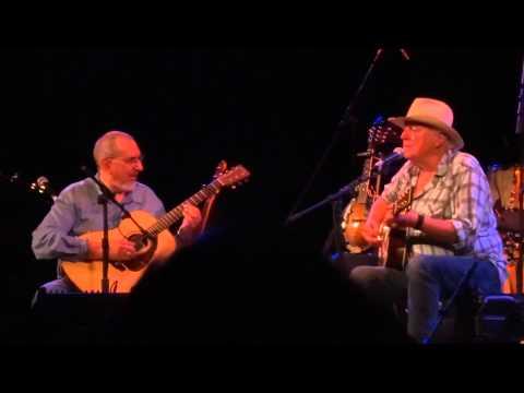 """Mr. BoJangles"" - Jerry Jeff Walker & David Bromberg - Town Hall- NYC"