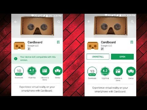 How To Download Cardboard