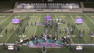 "Fort Atkinson Marching Band 2013 State ""Let Them Eat Cake""."