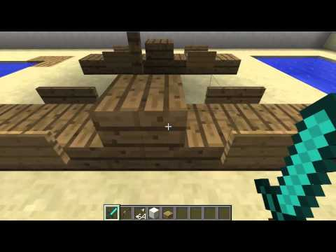 moderna kuca u minecraft (2 kuce) - YouTube