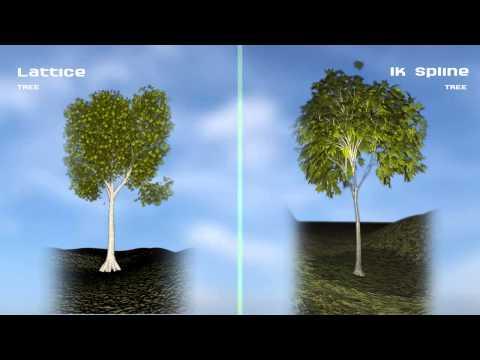 SoftBody Simulation for VFX1 - FullSail University