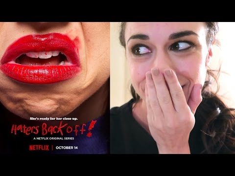 HATERS BACK OFF IS OUT!!!!