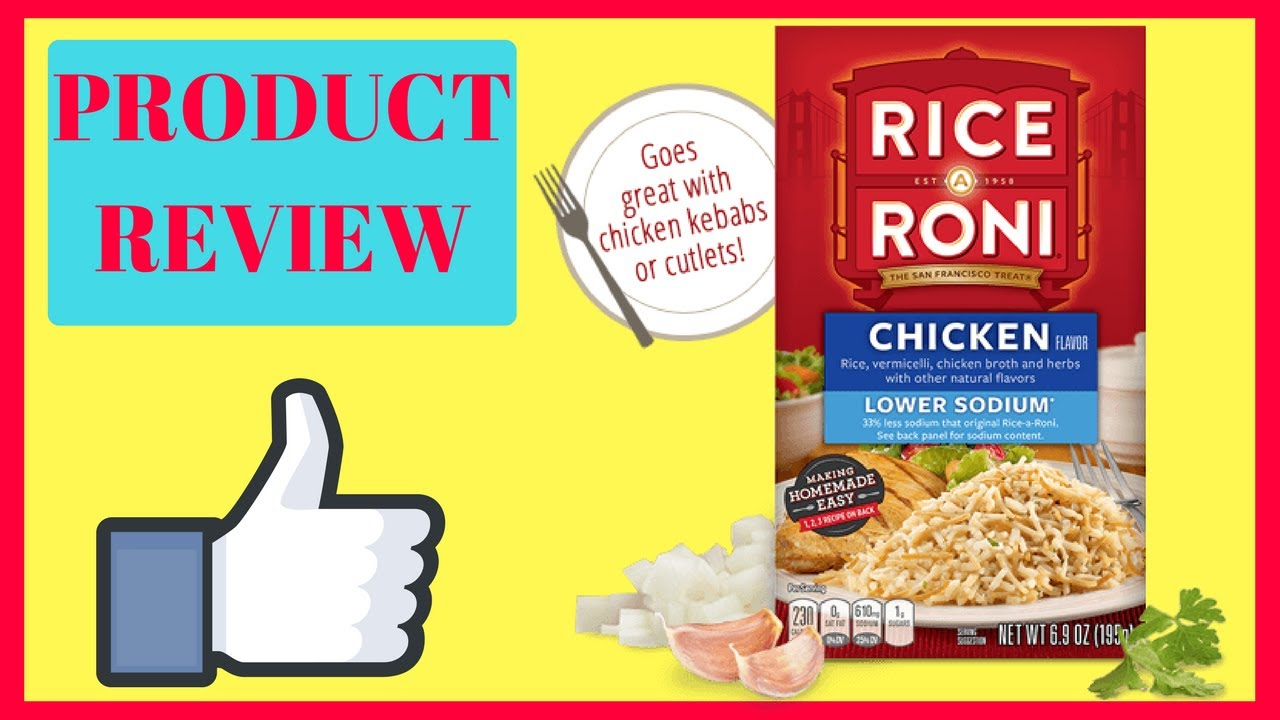 Rice a roni chicken recipe and tips youtube rice a roni chicken recipe and tips ccuart Image collections