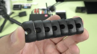 NTONPOWER CMS-10 Cable Winder Desktop Wire Organizer ► Органайзеры для проводов