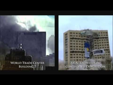 8s WTC 7 Demolition vs Acknowledged Controlled Demolition
