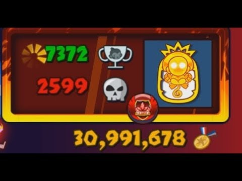 Chris's Syrup Story - 10 THOUSAND GAMES? - Bloons TD Battles