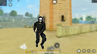 Black Criminal in Free Fire ( MODE MADARA, RUOK FF, Apelapato999 ) 👽🎯