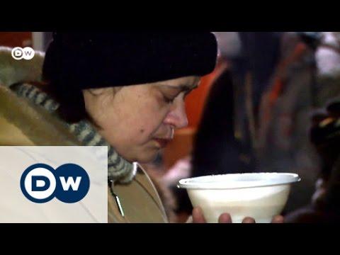 El reportero - Sin techo en Rusia: Combatir el hambre