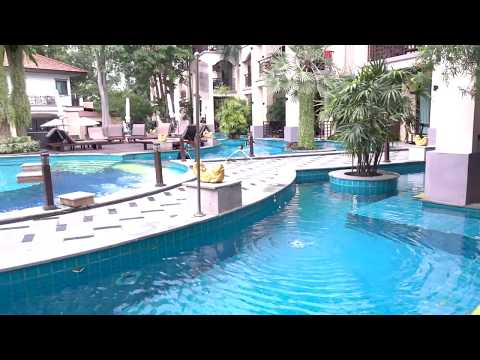 Pattaya Hotel 2017 | Long beach Pavilion Hotel Review | Pool Access Room  | THAILAND |