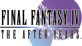 FINAL FANTASY IV THE AFTER YEARS Gameplay PC HD 1080p