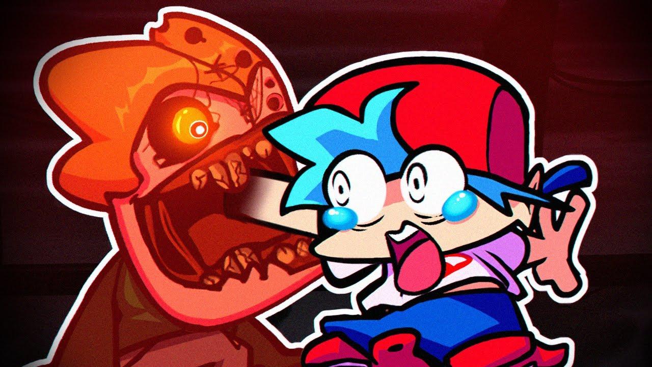 Download O MOD ATERRORIZANTE E CRUEL! - Horror Night Funkin: VS Pico
