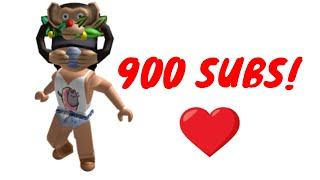 ROBLOX STREAM ROAD TO 900 SUBS🔴 YOU CHOOSE GAME//ღMimi XDღ