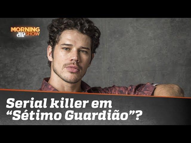 Personagem de José Loreto vai ser assassinado por um serial killer? Hã?