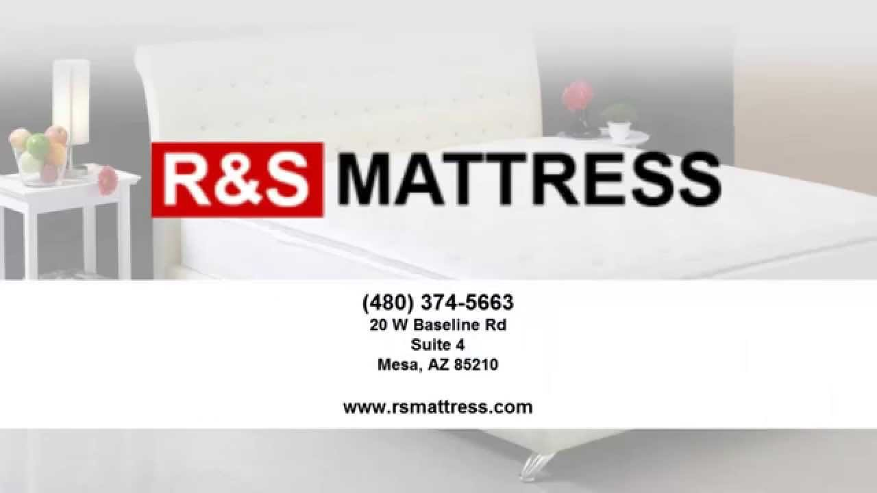 R S Mattress Youtube