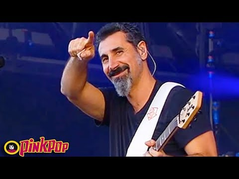 System Of A Down - Aerials live PinkPop 2017 [HD   60 fps]