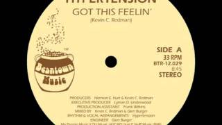 HYPERTENSION - GOT THIS FEELIN - www.boogie-times.fr