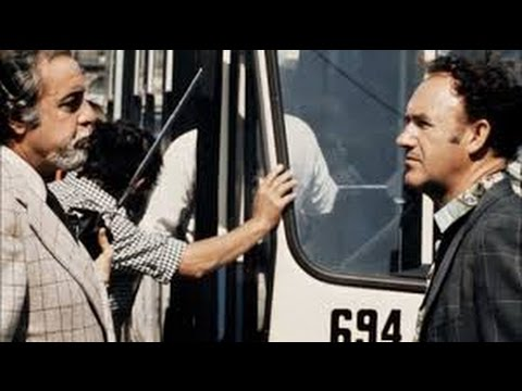 French Connection 2 (1975) with Fernando Rey, Bernard Fresson, Gene Hackman movie