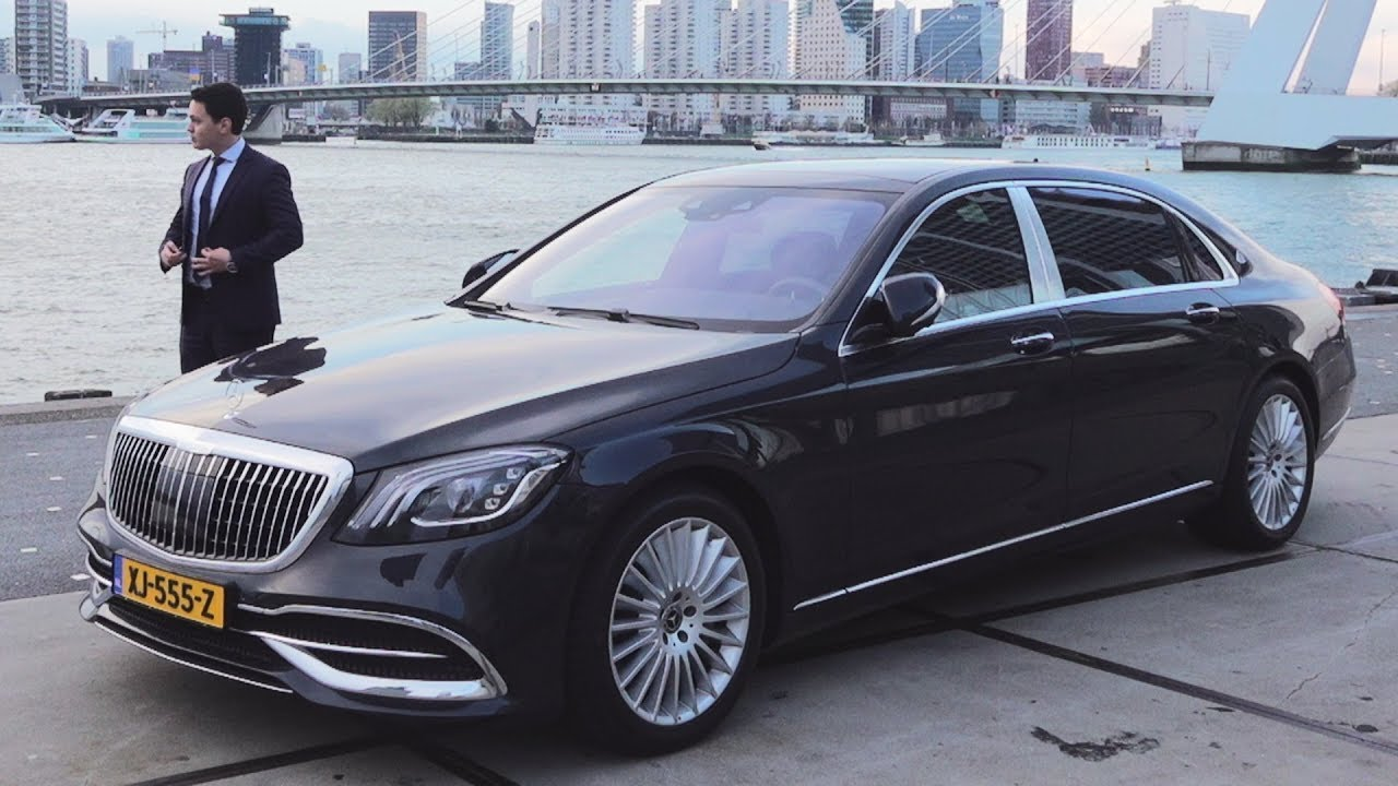 2020 Mercedes S Class S560 Maybach Long - NEW Full Review ...