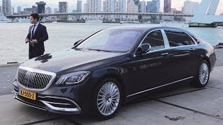 2020 Mercedes S Class S560 Maybach Long - NEW Full Review 4MATIC + Interior Exterior Infotainment