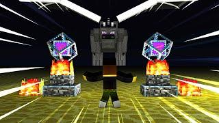 Minecraft Survival #13   کشتن دراگن و پیدا کردن شنل😃