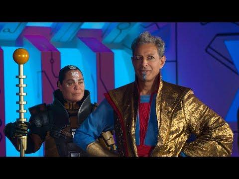 Thor Ragnarok Blu-ray DELETED Scenes & BONUS Clips